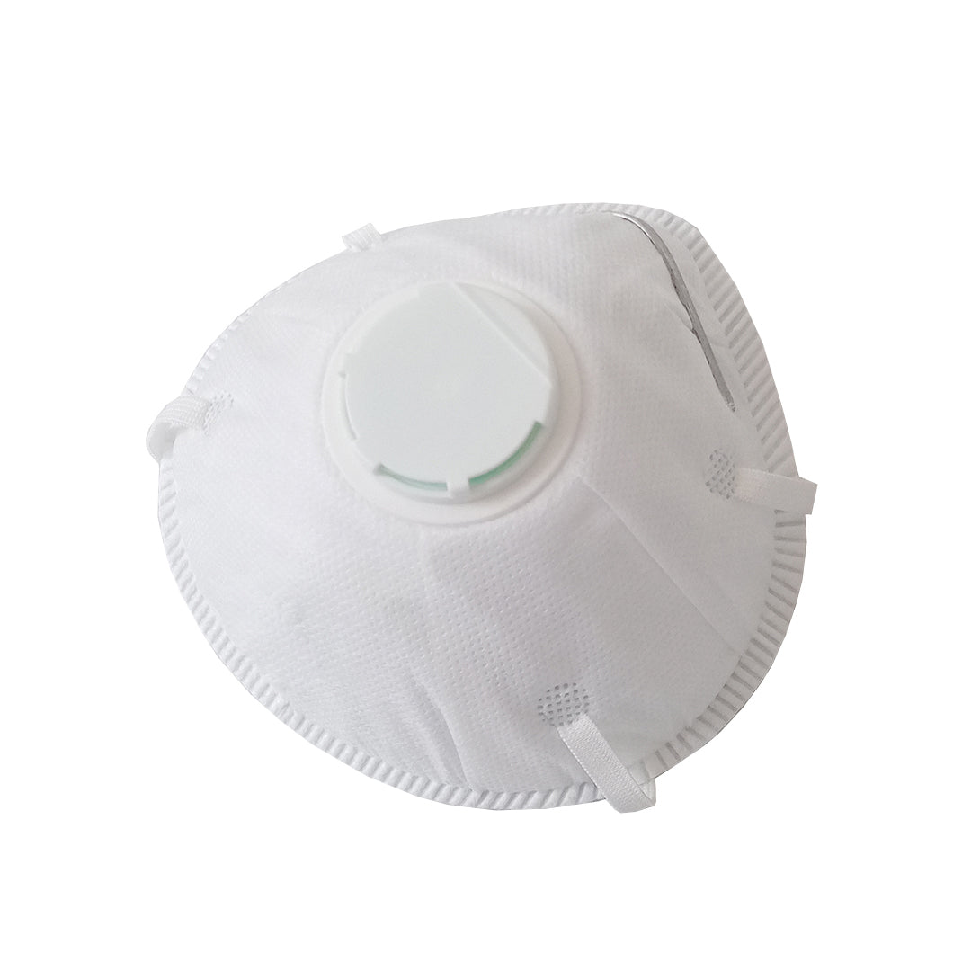 FFP2 PROTECTIVE MASK WITH VALVE - 15 PIECES / 1 BOX