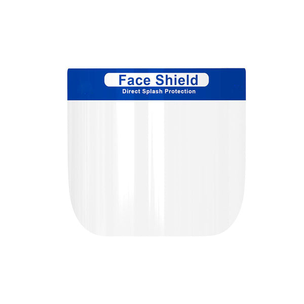 Protective Disposable Face Shield - 10 PIECES / 1 PACK