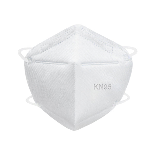 KN95 FFP2 MASK WITHOUT VALVE - 5 PIECES / 1 PACK