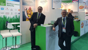 Glenarm Organic Salmon at The Food Hotel China Expo