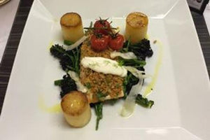 Local Success In Rotary Young Chef Competition With Glenarm Salmon