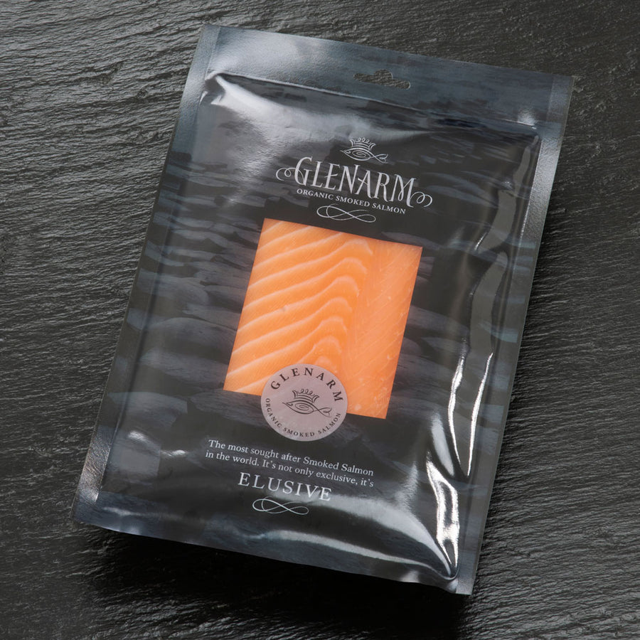Smoked Salmon 250g Pack