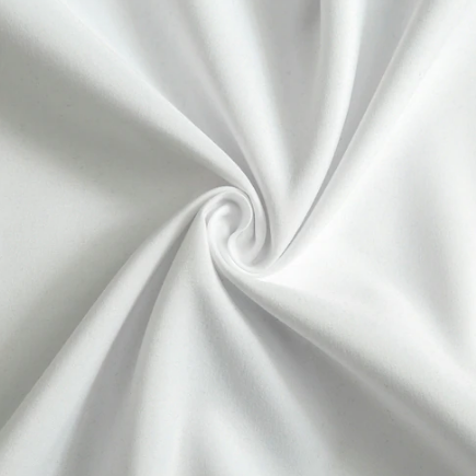 White Fitted Bed Sheet