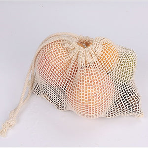 Reusable Kitchen Mesh Bags