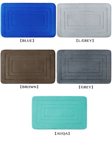 Soft Foam Bath Mats