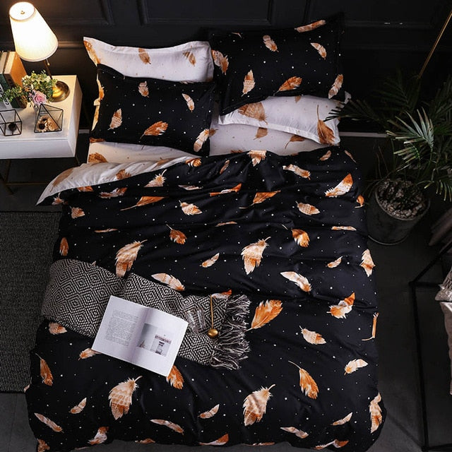 Feathers Bedding Set