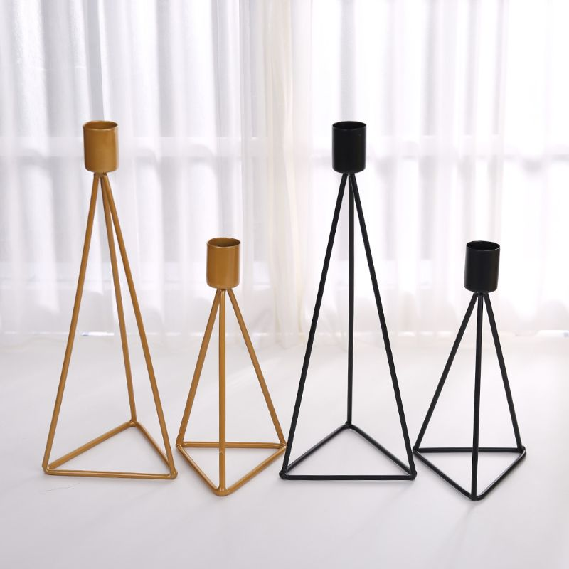 Triangle Tealight Candle Holder