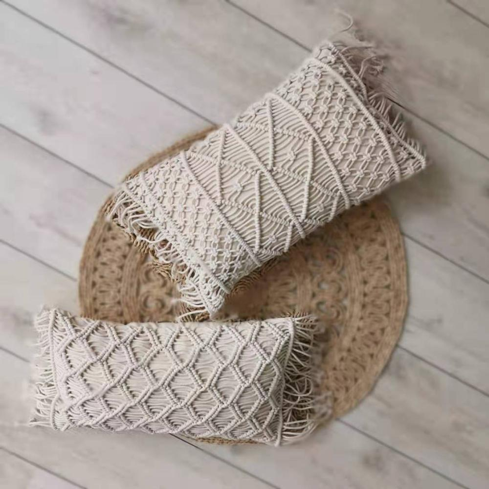 Macrame Pillow Covers