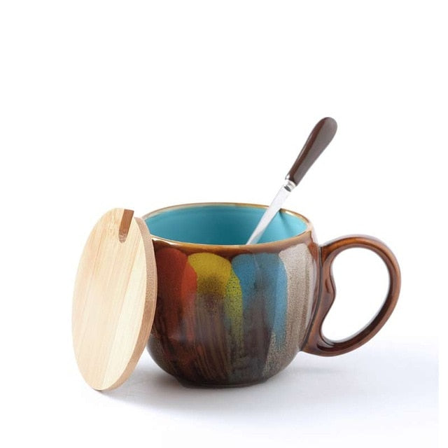 Colorful Ceramic Mug