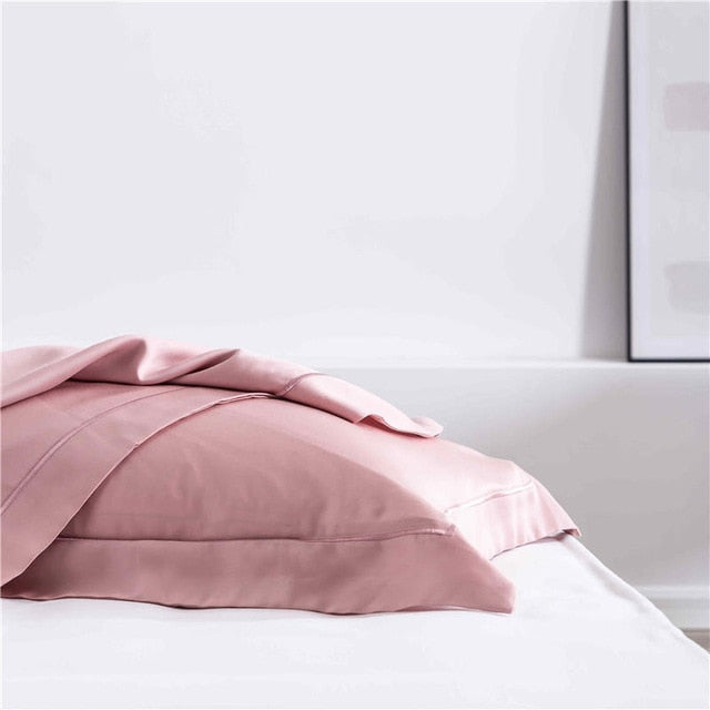Rose Silk  Pillowcase
