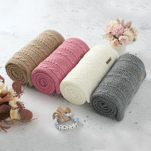 Baby Knitted Blanket