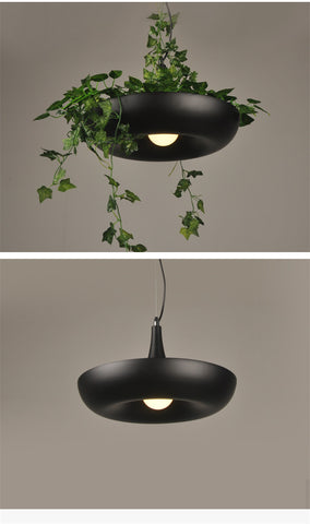 Plant Pendant Lights