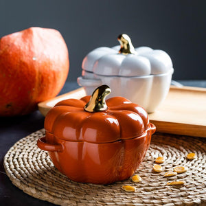 Pumpkin Baking Bowl