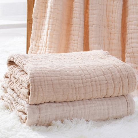 6 Layer Baby Blankets