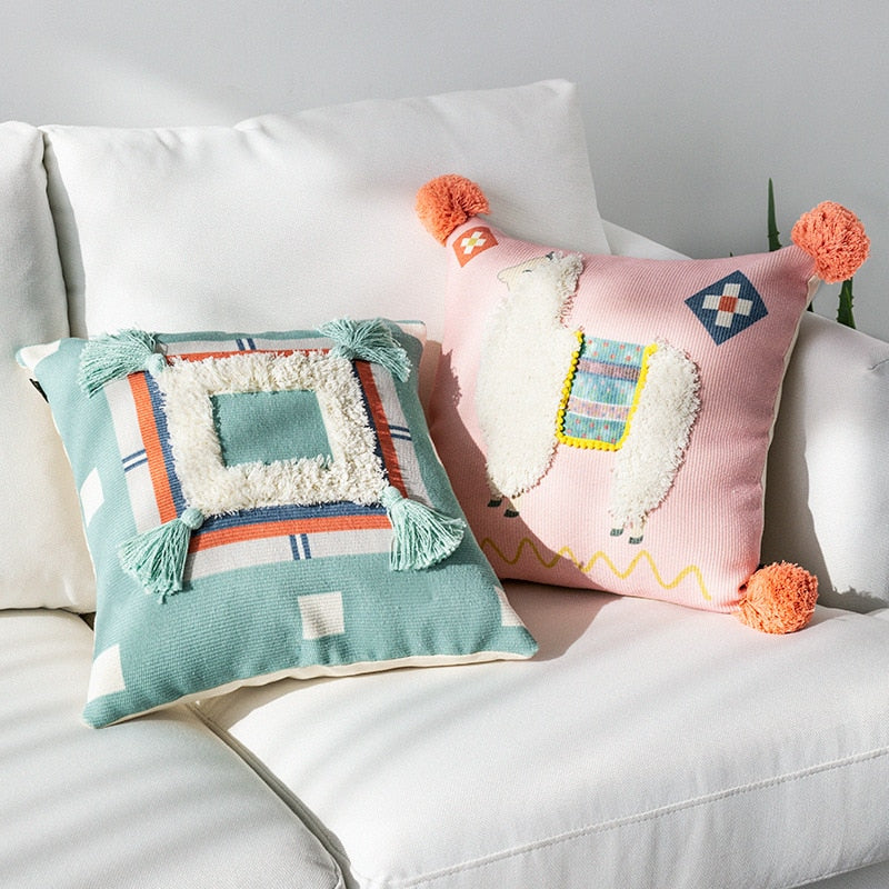 Colorful Cushion Covers