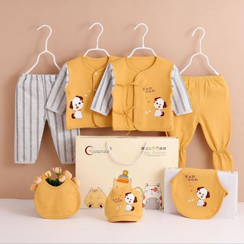 Stripes Baby Clothing Set