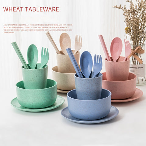 Kids Tableware Set