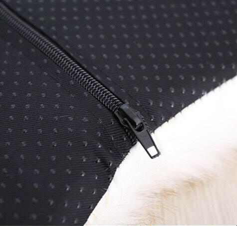 Faux Fur Pet Mat