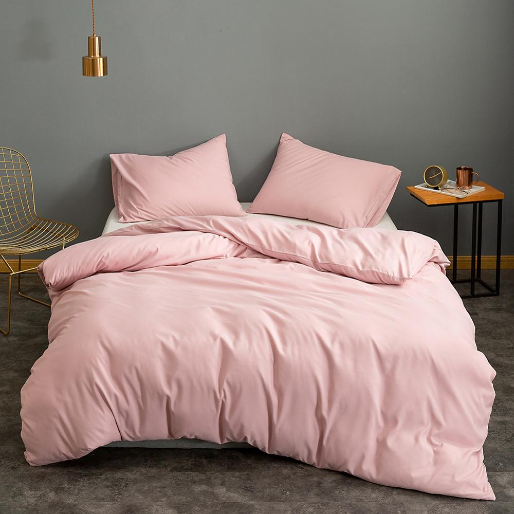 Pink Quilt Bed Cover