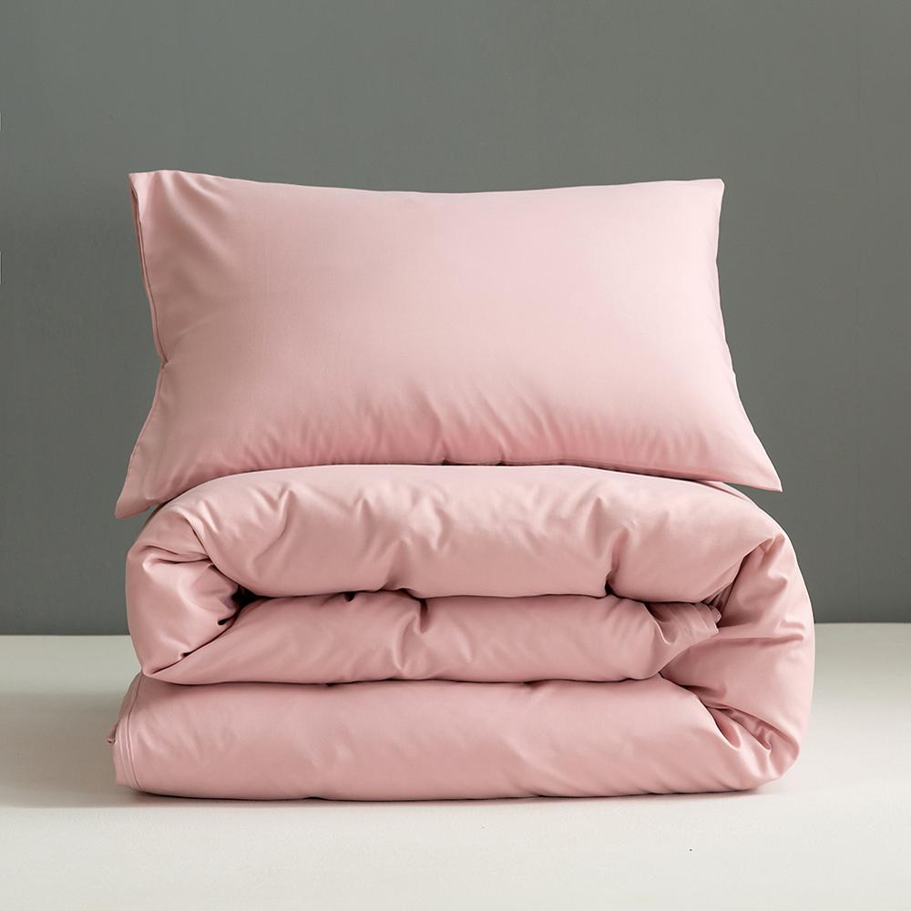 Pink Pillowcases Set
