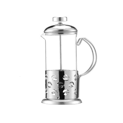Silver French Presses