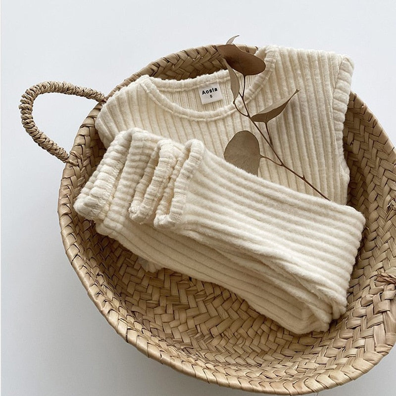 Baby Warm Clothes Set