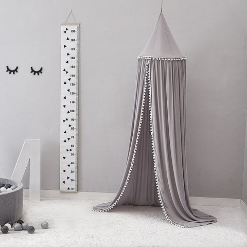 Baby Room Crib Curtain