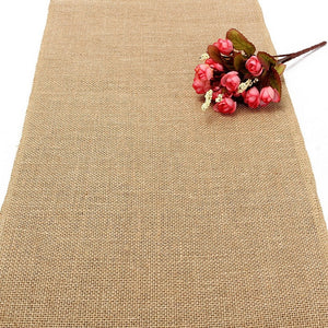 Natural Rustic Table Runner