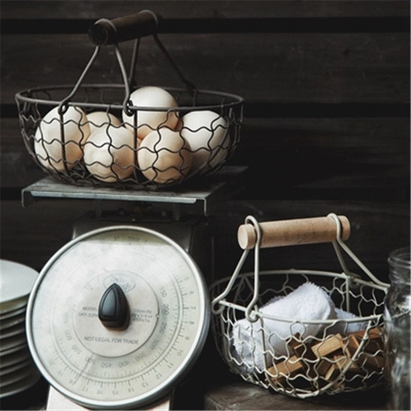 Kitchen Eggs Basket
