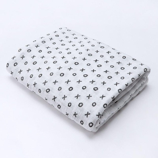 Soft Baby Cotton Blankets