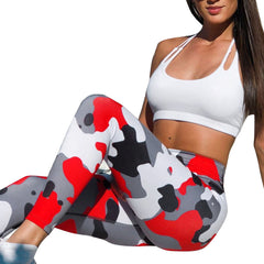 Camouflage Yoga Pants-This Fashion Woman