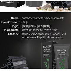 Blackhead Remover Peel-off Charcoal Mask-This Fashion Woman