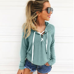 Long Sleeve Sporty Pullover-This Fashion Woman