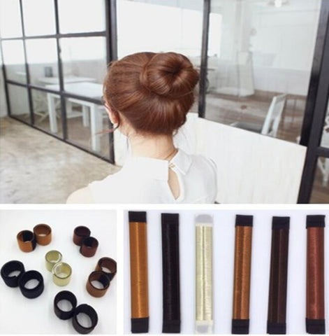 Magic Hair Bun Maker-This Fashion Woman
