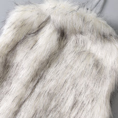 Faux Fur Coat-This Fashion Woman
