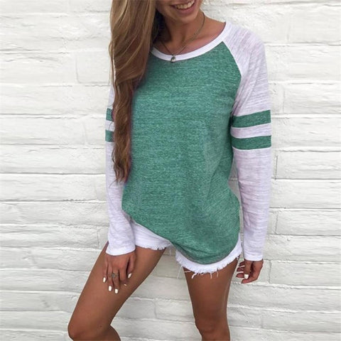 Fashion Long Sleeve Pullover