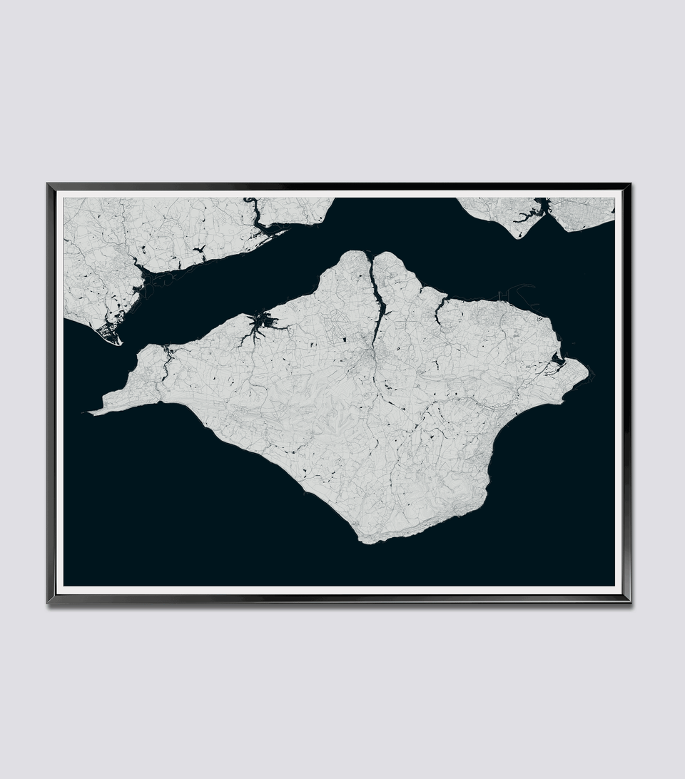 Isle of Wight, UK Minimal