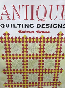 Antique Quilting Designs