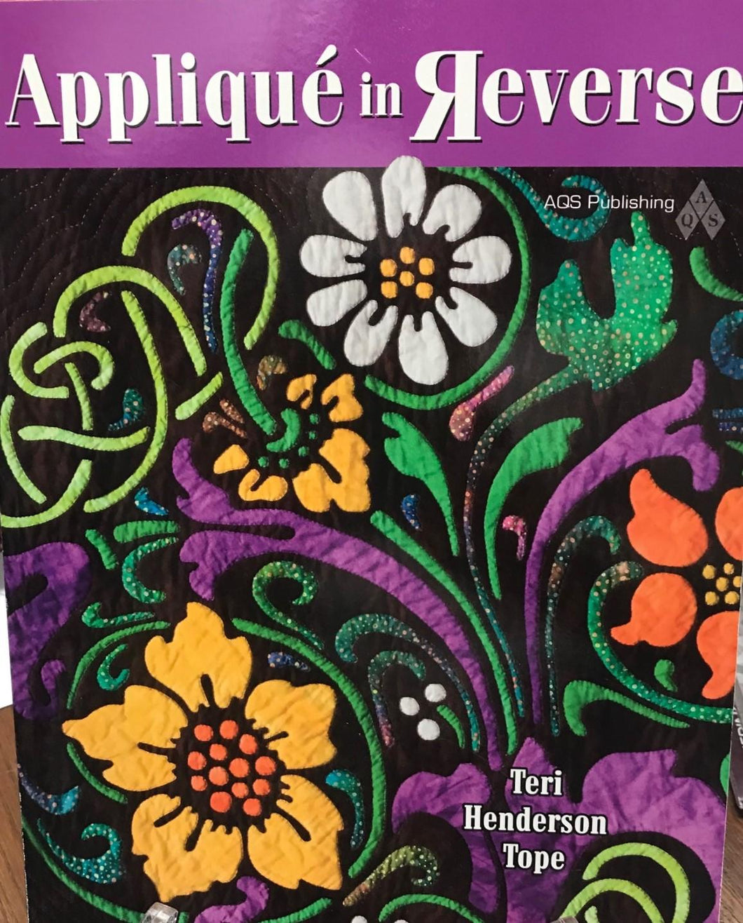 Applique in Reverse