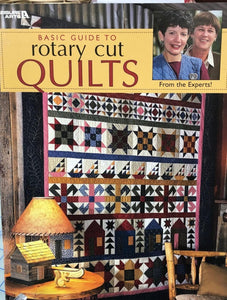 Basic Guide to Rotary Cut Quilts
