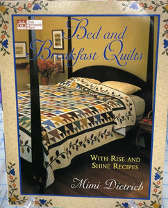 Bed and Breakfast Quilts