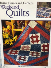 Load image into Gallery viewer, BHG WEEKEND QUILTS