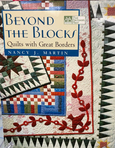 Beyon the Blocks Quilts with Great Borders