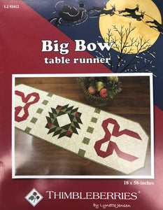 Big Bow Table Runner