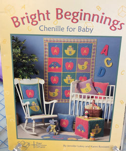 Bright Beginnings Chenille for Baby