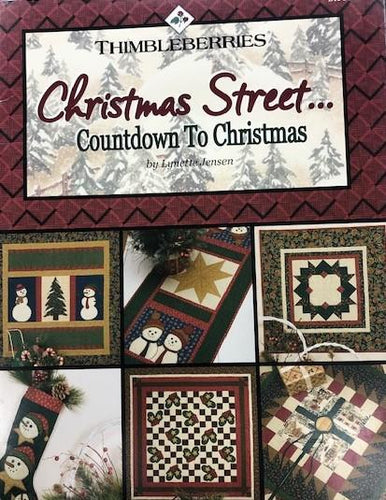 Christmas Street...Countdown To Christmas