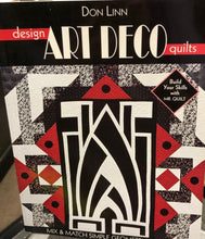 Load image into Gallery viewer, Design Art Deco Quilts