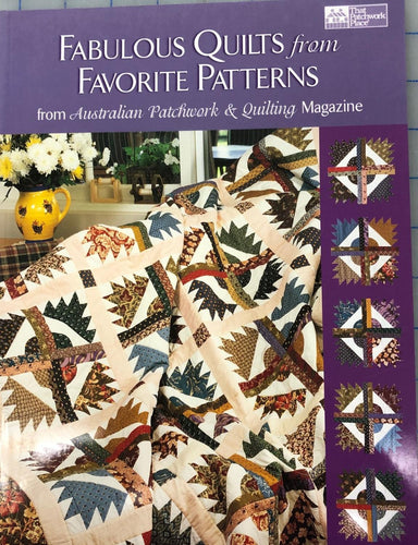 Fabulous Quilts from Favorite Patterns