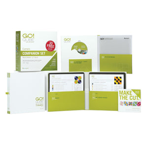 "GO! Qube 12"" Companion Set-Corners"