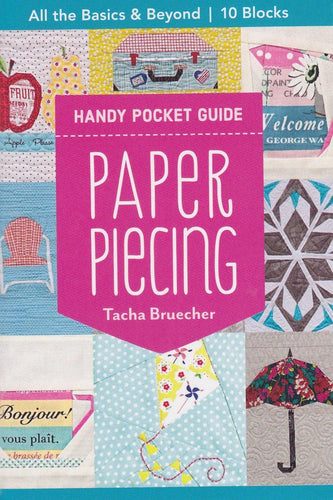 Handy Paper Piecing Guide
